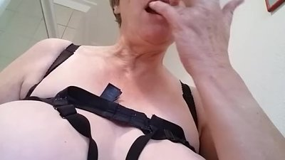 Subslut Di peg and wank