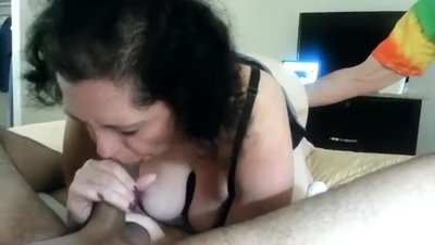 Mature wife first time with another..