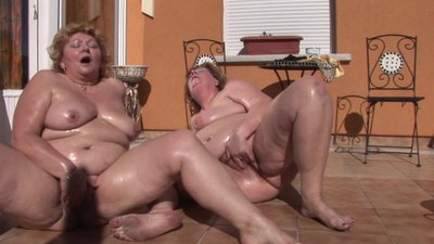 Mature Lesbian Heavy Hitters - Dirty..