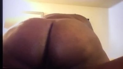 My other half riding the cum out my dick