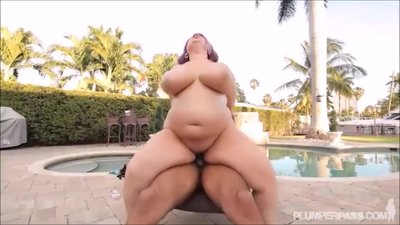 Bbw Belly Boob Bounce Compilation..