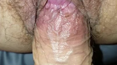 Fucking S Extreme closeup with creampie