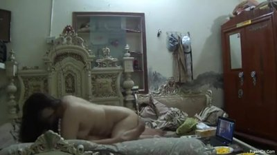 Indian wife moaning with pleasure..