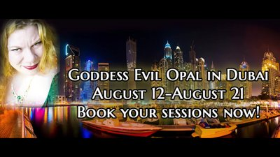 Evil Opal takes over Dubai
