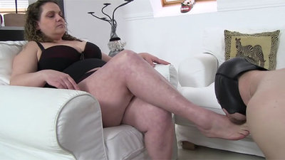 Lady Tiger Enjoys Her Slave -..