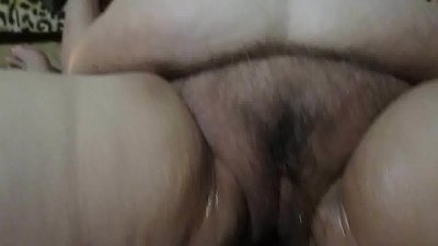 Mature wife takes Big Black Dildo pt.2