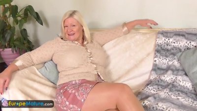 EuropeMaturE Solo Busty Grannies..