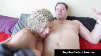 Cuban Queen Of BBW Angelina Castro..