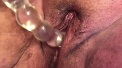 Chubby mature wet pussy gets wetter