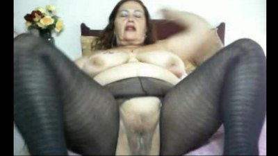 Mature BBW Webcam