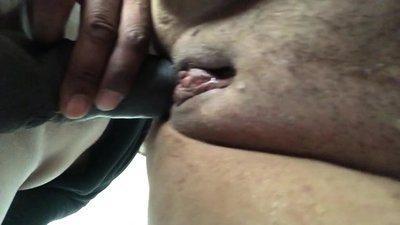 BBW mature squirting on bbc