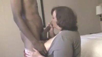 mature bbw wife getting some young bbc