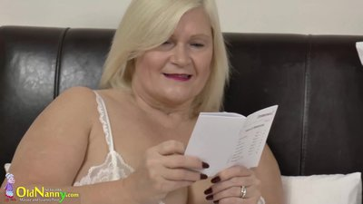 OldNanny mature Lacey Star bought new..