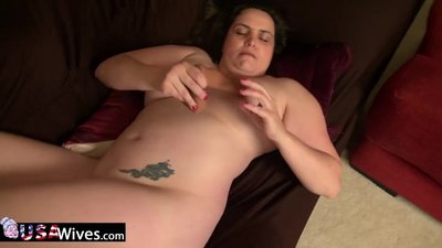 USAwives Mature Charlie Fox Fatty Cunt..