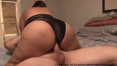 Anal Big Butt Mexican Housewife MILF