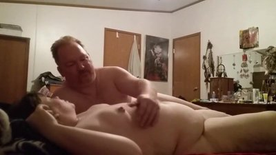 BBW BHM Married couple tender fuck